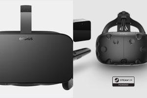PCVRのOculus RiftとHTC Viveの違い・魅力を比較!現時点のおすすめはHTC Vive