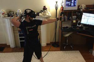VRゲームでダイエット!?HTC Viveで約6.8キロの減量に成功した人がスタジオを設立