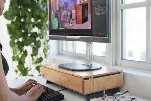 パソコンのデザインはダサい?木製の高スペデスクトップPC「Volta V」が登場
