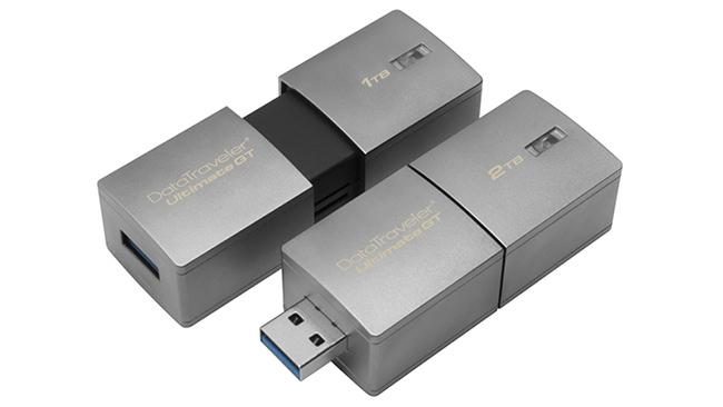 USBメモリ2TB
