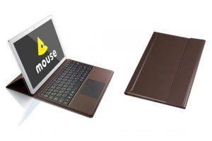 マウス、マインクラフトを同梱した2in1タブレットPCを発売!タブレットとしても。MT-WN1201