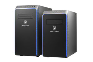 ドスパラの新PCケースのゲーミングPC「ガレリア」4シリーズ 30機種が発売